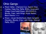 ohio gangs