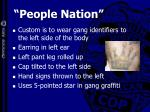 people nation