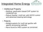 integrated home energy27