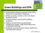 green buildings and epa