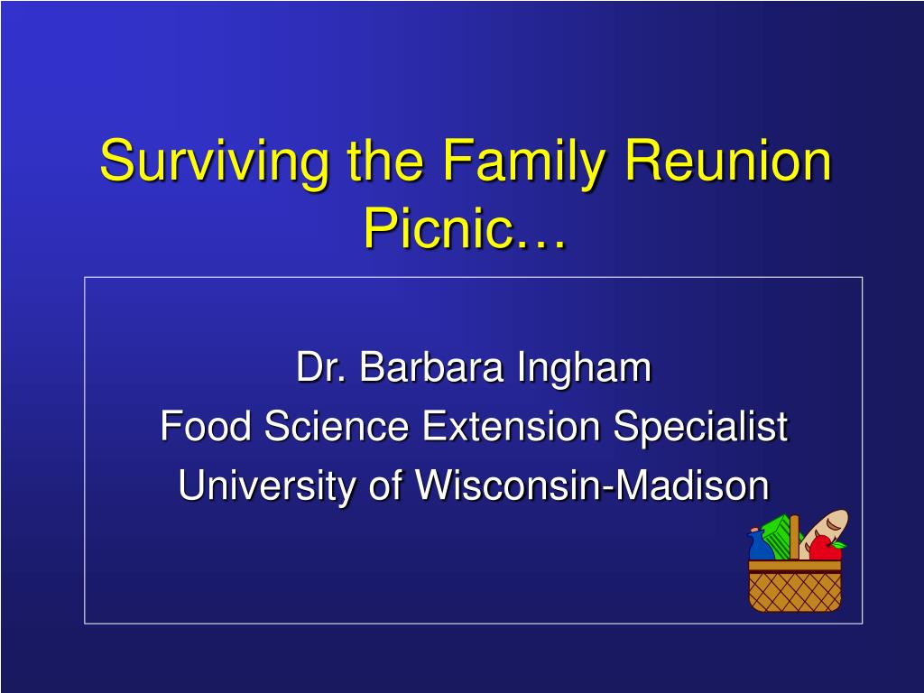 surviving the family reunion picnic l.