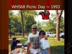 whs68 picnic day 1993