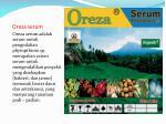 oreza serum