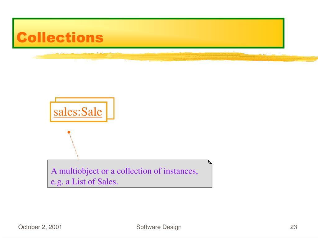 sales:Sale