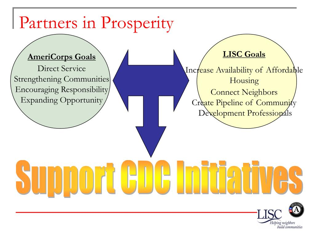 Partners in Prosperity