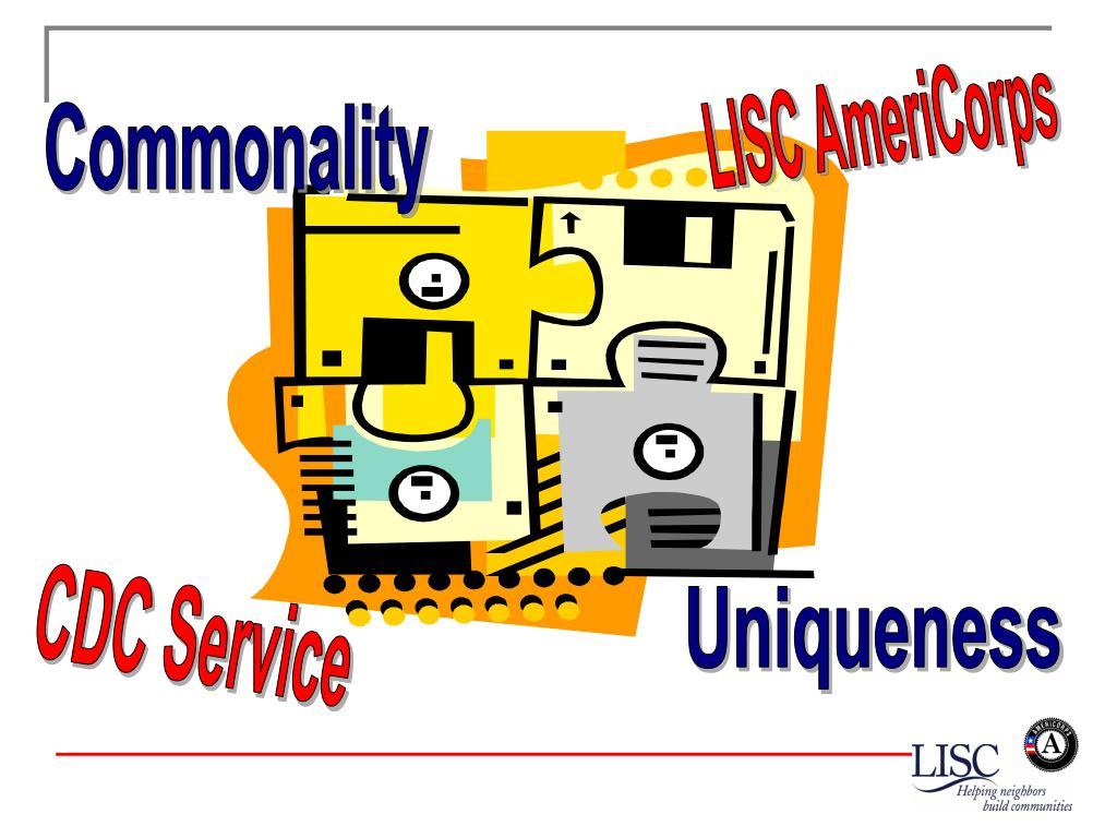 LISC AmeriCorps