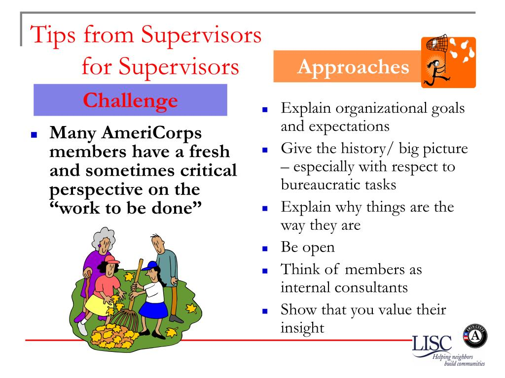 """Many AmeriCorps members have a fresh and sometimes critical perspective on the """"work to be done"""""""