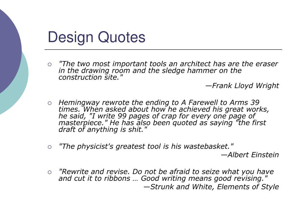 design quotes l.