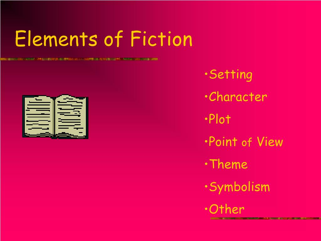 elements of fiction l.