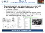phase ii lsd 41 49 detailed structural assessment