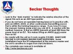 becker thoughts105