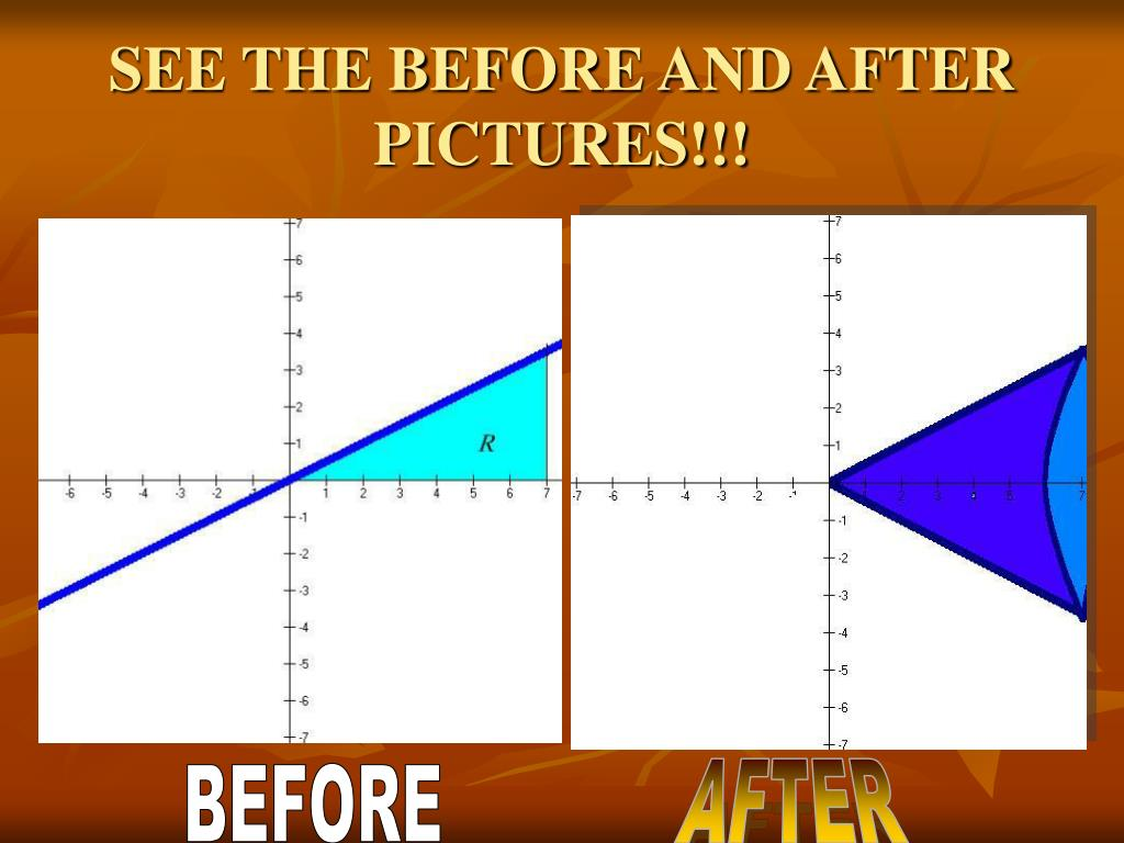 SEE THE BEFORE AND AFTER PICTURES!!!