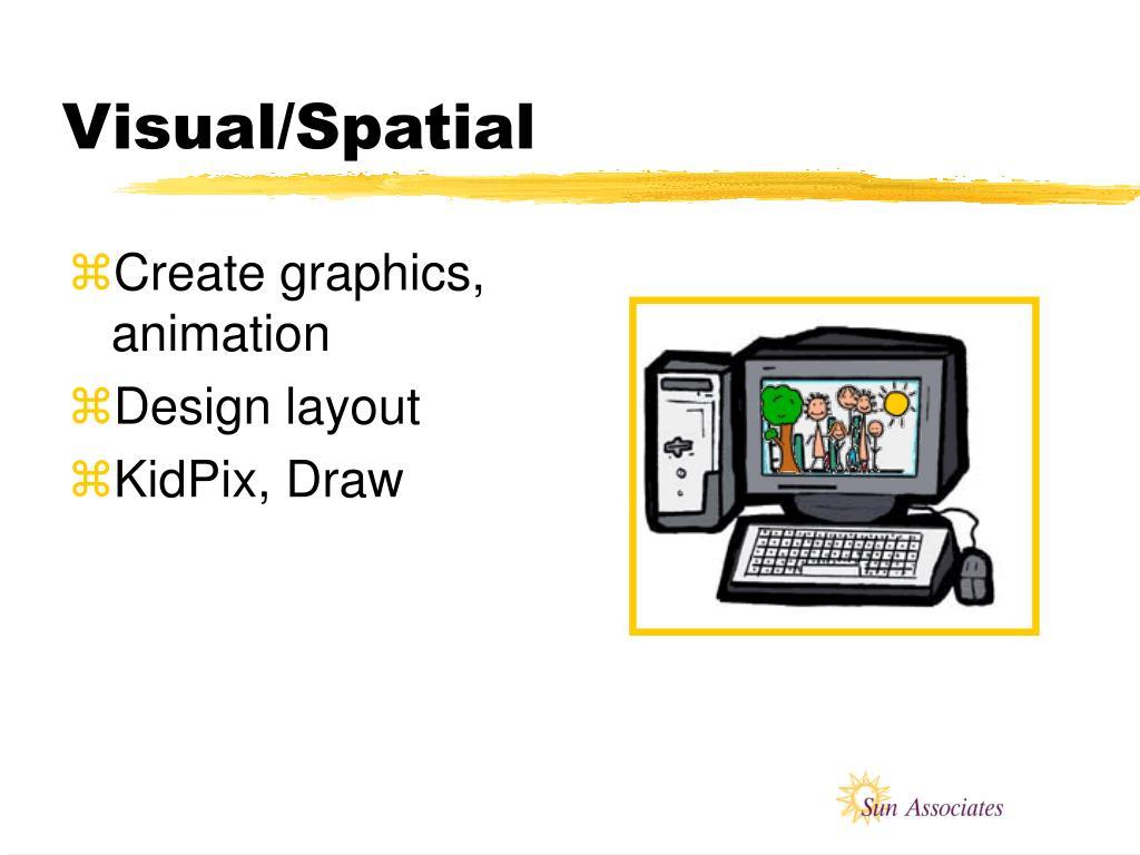 Visual/Spatial