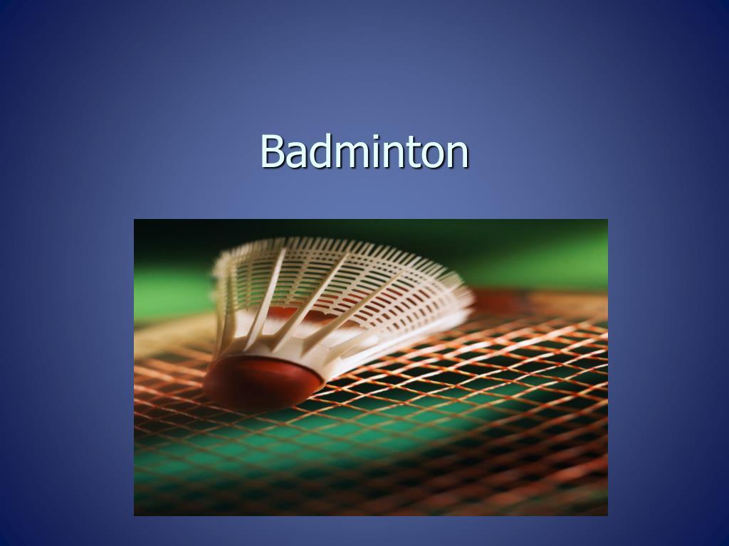 badminton l.