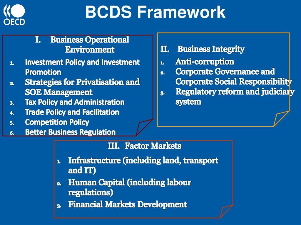 BCDS Framework