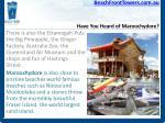have you heard of maroochydore10