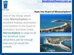have you heard of maroochydore4