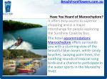 have you heard of maroochydore5