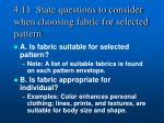 4 11 state questions to consider when choosing fabric for selected pattern