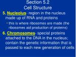 section 5 2 cell structure18