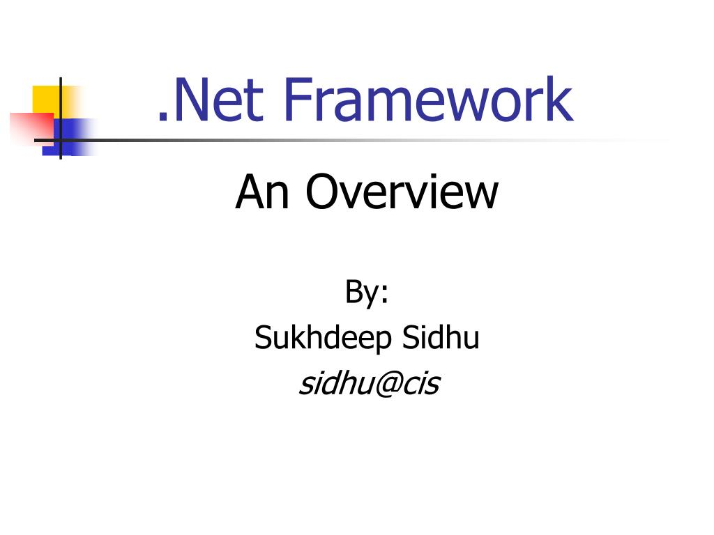 net framework l.