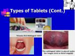 types of tablets cont12