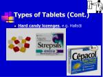 types of tablets cont15