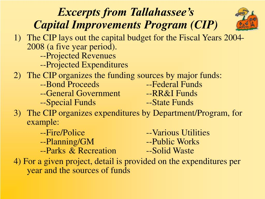 Excerpts from Tallahassee's