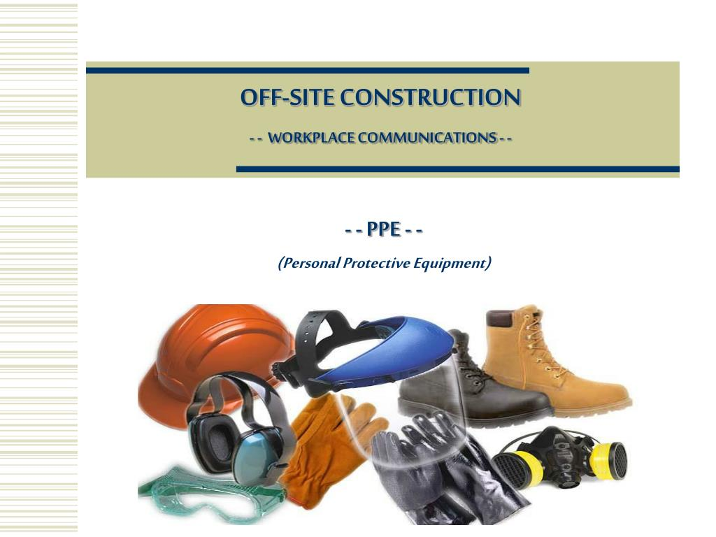 off site construction workplace communications l.