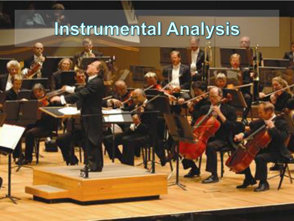 instrumental analysis l.