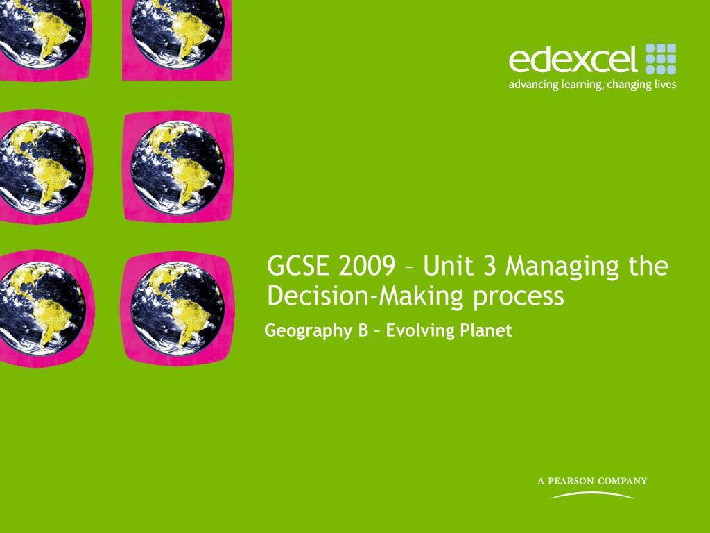 geography b evolving planet l.