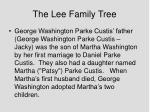the lee family tree5