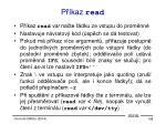 p kaz read