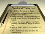 overhand throw cont11