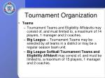 tournament organization3