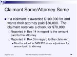 claimant some attorney some