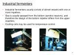 industrial fermenters