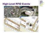 high level rfid events