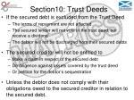section10 trust deeds41