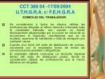 cct 389 04 17 09 2004 u t h g r a c f e h g r a100