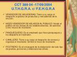 cct 389 04 17 09 2004 u t h g r a c f e h g r a52
