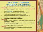 cct 389 04 17 09 2004 u t h g r a c f e h g r a72