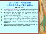 cct 389 04 17 09 2004 u t h g r a c f e h g r a86