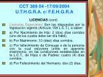cct 389 04 17 09 2004 u t h g r a c f e h g r a87