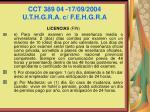 cct 389 04 17 09 2004 u t h g r a c f e h g r a88
