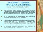 cct 389 04 17 09 2004 u t h g r a c f e h g r a90