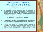 cct 389 04 17 09 2004 u t h g r a c f e h g r a91