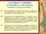 cct 389 04 17 09 2004 u t h g r a c f e h g r a92