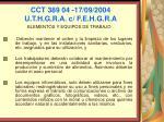 cct 389 04 17 09 2004 u t h g r a c f e h g r a93