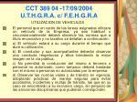 cct 389 04 17 09 2004 u t h g r a c f e h g r a95